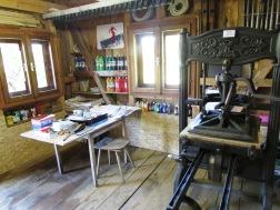 Holzdruckwerkstatt Vorderschuhzach