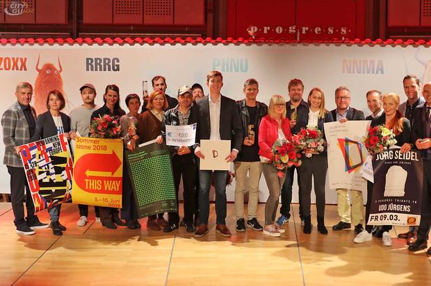 Verleihung des Salzburger Kulturplakatpreises 2018 1