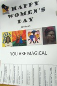 woman`s day